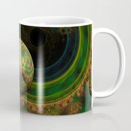 TikTok's Four-Dimensional Steampunk Time Contraption Coffee Mug