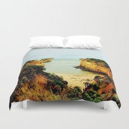 Shipwreck Coast Duvet Cover