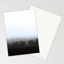 MISTY OCTOBER DAY-VIa Stationery Cards