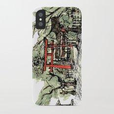 Yoshida Jinja iPhone X Slim Case