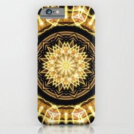 GlaMANDALA | Mandala Glamour iPhone Case