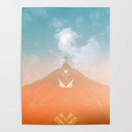 On Top Of The World Poster
