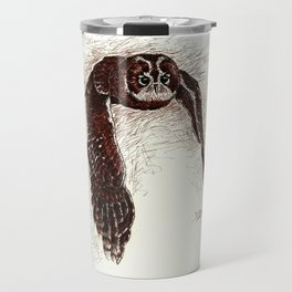 Strix aluco Travel Mug