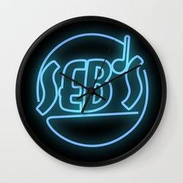 Seb's Wall Clock