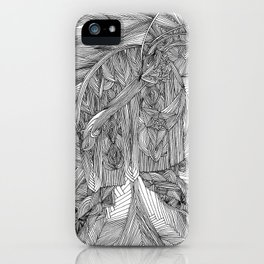 Aves iPhone Case