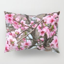Spring in the city Pillow Sham