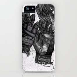 Hand study iPhone Case