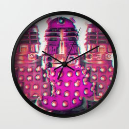 The Daleks Wall Clock