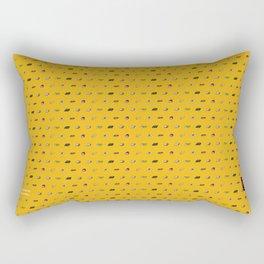 Big N Pixel Consoles Rectangular Pillow