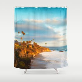 Dream with me Shower Curtain