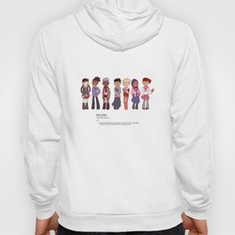 Like an Anime Enthusiast Hoody