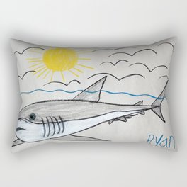 On the Prowl Rectangular Pillow