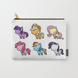 Mane6 chibi Carry-All Pouch