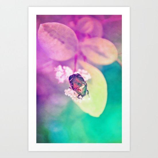 LOVEBUG Art Print