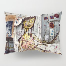 expression Pillow Sham