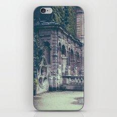 French Garden   iPhone Skin
