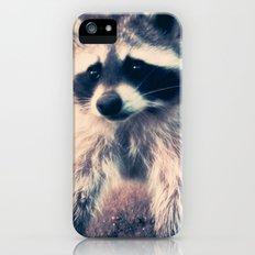 racoon Slim Case iPhone (5, 5s)