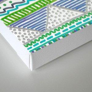 Ocean T Canvas Print