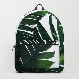 Palm Leaves 16 Backpack