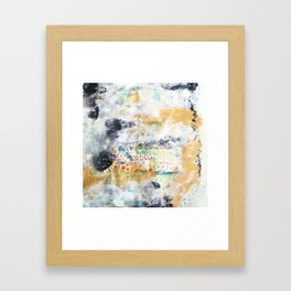Sketchbook Print 2 Framed Art Print