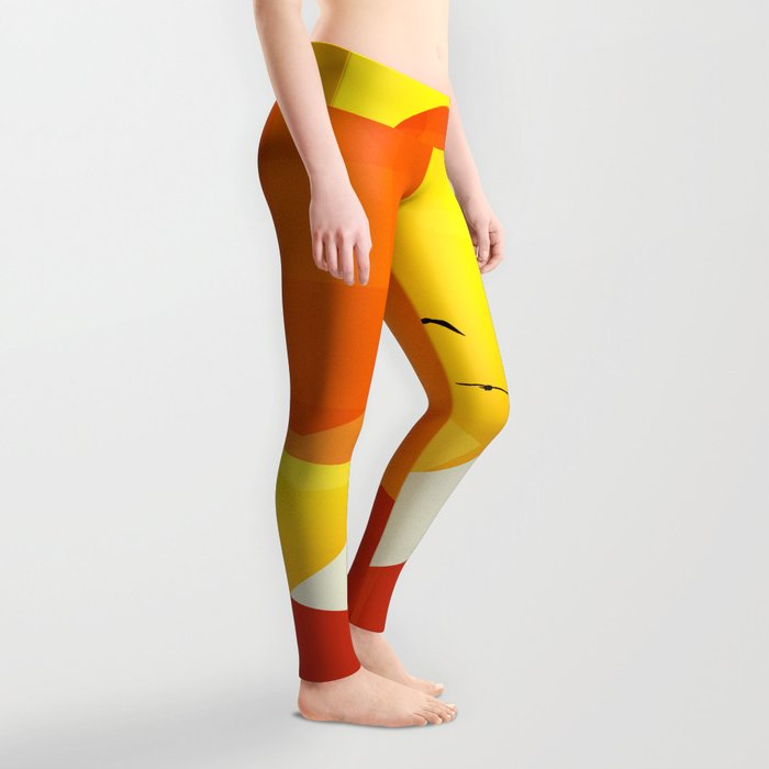 Inferno hot day - and we love it! Leggings