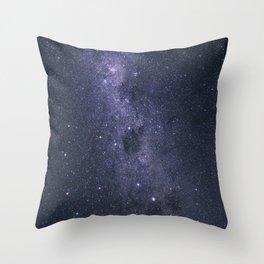 Milky Way 01 Throw Pillow