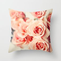 Soft Spring Throw Pillow