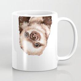 Baby Sloth Coffee Mug