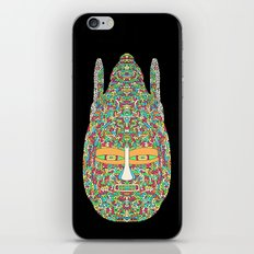 The Fractal Rabbit Astronaut iPhone & iPod Skin