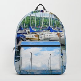 Glen Harbour Marina Backpack