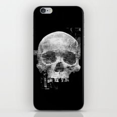Favela'Skull iPhone & iPod Skin