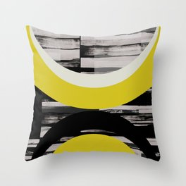 C4 Throw Pillow