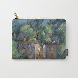 Paul Cezanne - Quarry at Bibémus Carry-All Pouch