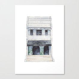 217 Glenmore Rd Canvas Print