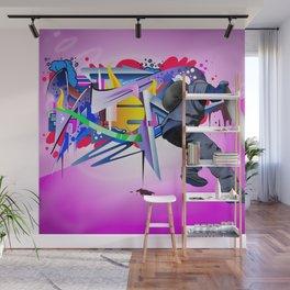 FYW Wall Mural