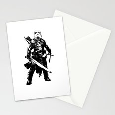 Fantasy Trooper Stationery Cards