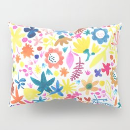 Autumm´s flowers Pillow Sham