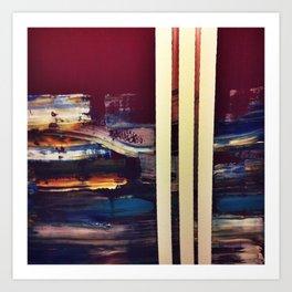 four square Art Print
