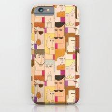 Men with beards Slim Case iPhone 6s