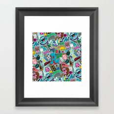 AAAAA's Framed Art Print