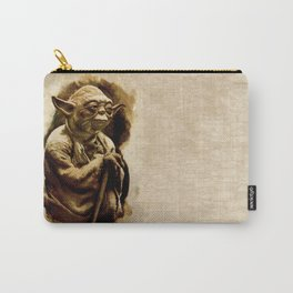 Grand Master Yoda Carry-All Pouch