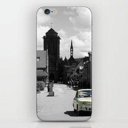 Locronan 4b iPhone Skin
