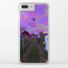 On the Path Clear iPhone Case