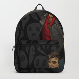 Dream Daddy: Robert Small Backpack