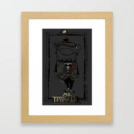 Mr. Bossman Framed Art Print