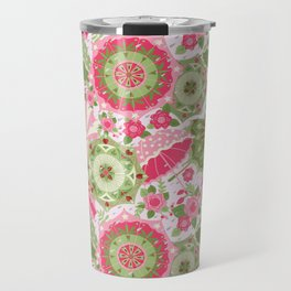 April Showers Bring May Flowers Travel Mug