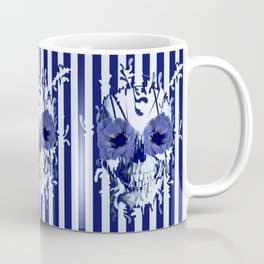 Limbo in navy color palette Coffee Mug