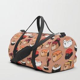 Sushi Pomeranian Duffle Bag