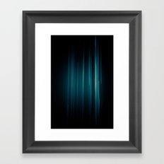 Rain #03 Framed Art Print