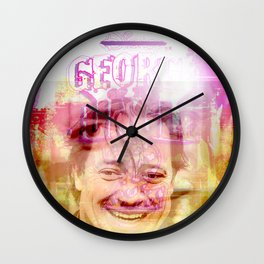 George of the Jungle 2 Wall Clock